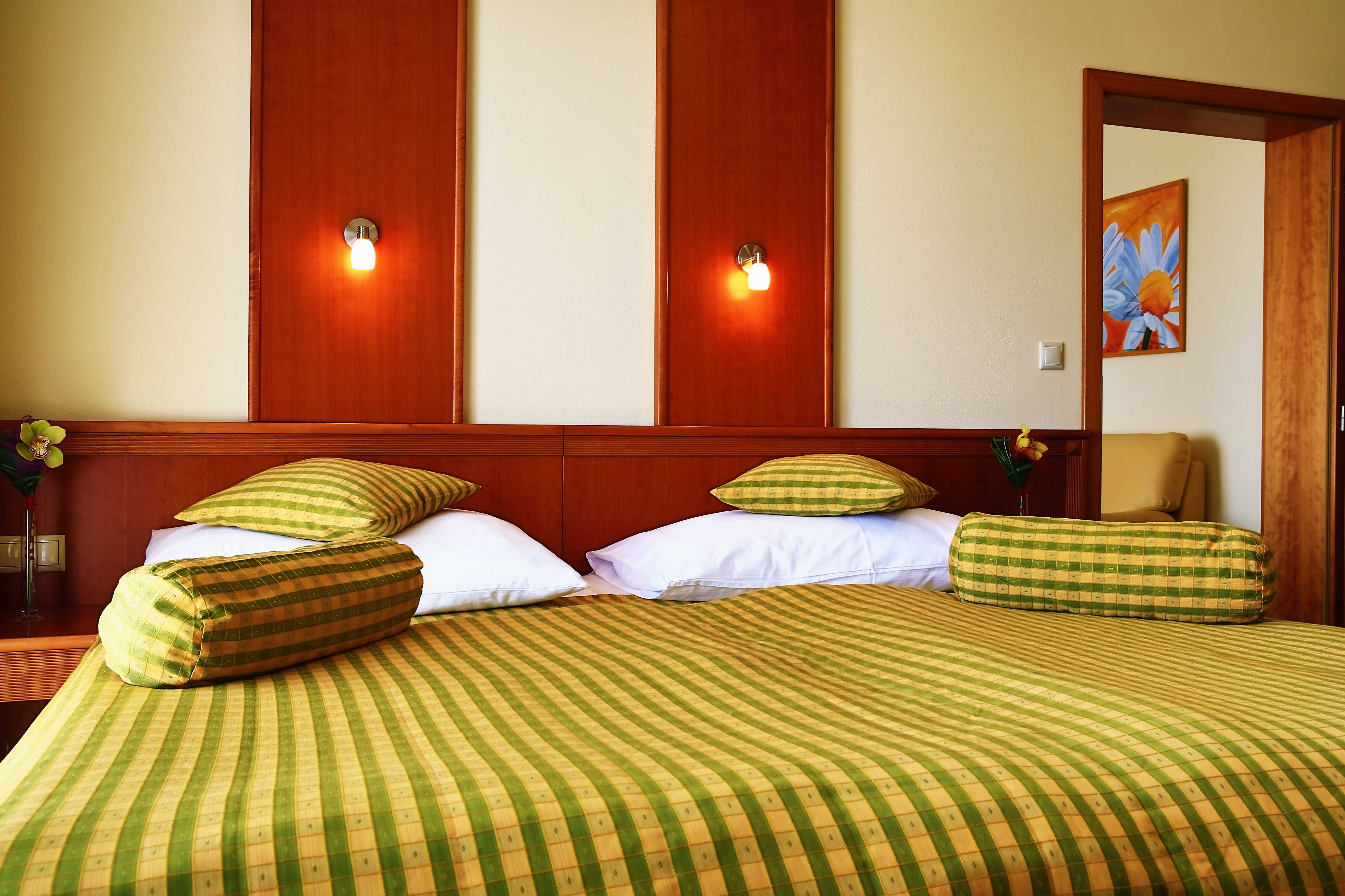 Chambres suites for Chambre a coucher hotel